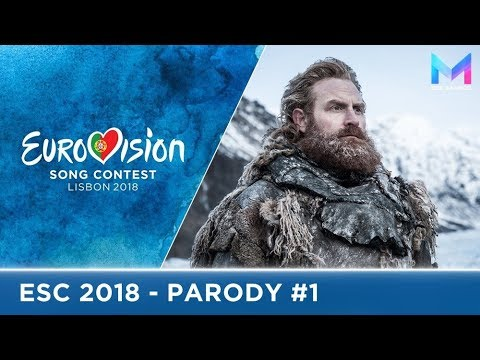 Eurovision ESC 2018: TOP 35 so far | Ailo Sawyer