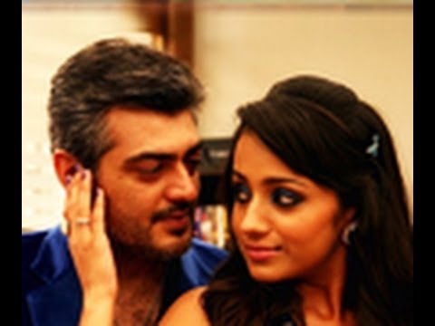Ajith cheats Trisha for Money