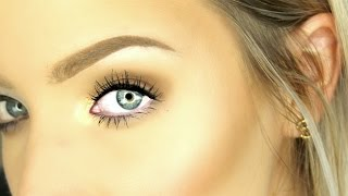 How to Fill in Brows! Natural and Easy! | Stephanie Lange