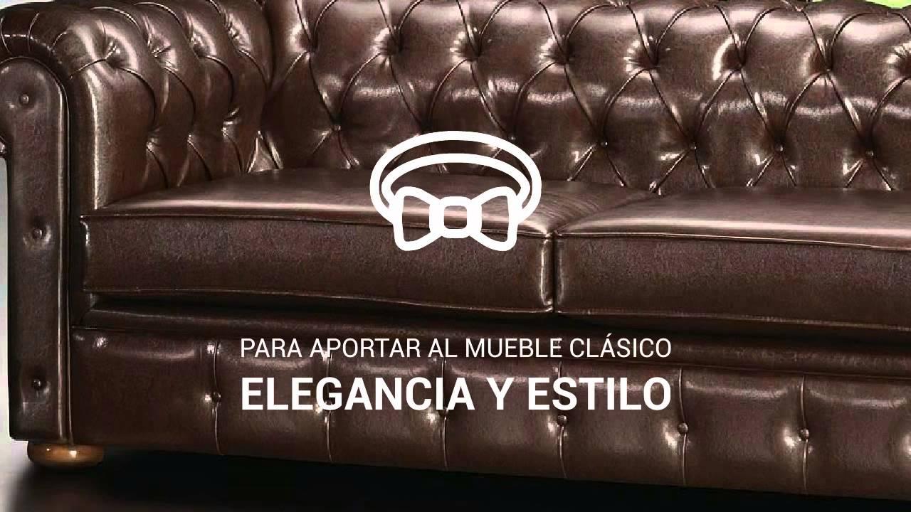 Sofas zaragoza tapigrama video sobre pieles youtube for Fabrica sofas zaragoza