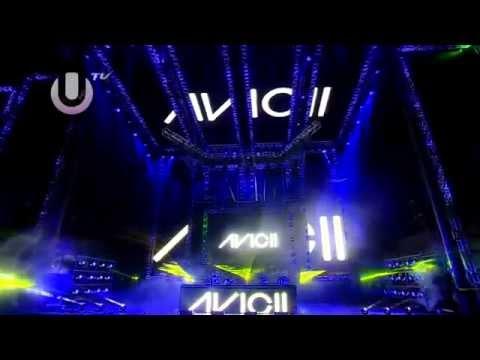 Avicii - Ultra Music Festival 2018 (5K with tracklist)