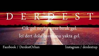 Derdest - Ateş ( Official Audio ) #2017