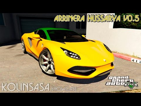 Arrinera Hussarya v2.0