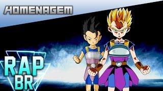 Rap do Kyabe | Dragon Ball Super