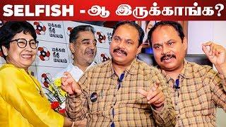 CK Kumaravel about Kamal