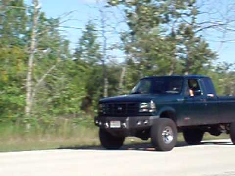 95 7.3 powerstroke drive by II