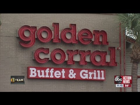 Dirty Dining: Golden Corral shut down in January for live and dead roaches near buffet
