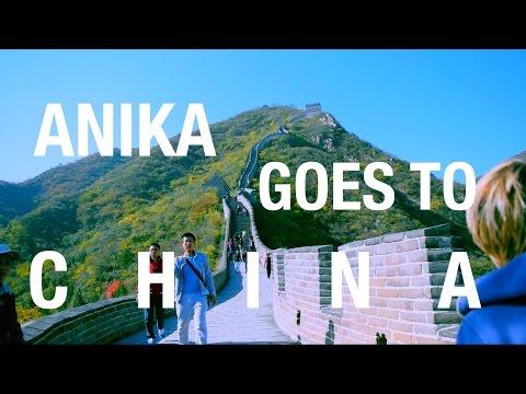 Anika goes to China: Beijing (Part I)