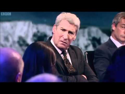 UKIP Nigel Farage  VS LIBLABCON on BBC Paxman 2012