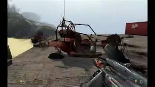 Half-Life 2 Scout Car Glitch