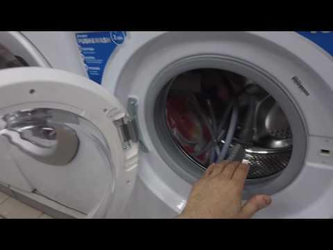 перегородок стиральная машинка индезит болтается барабан реальной