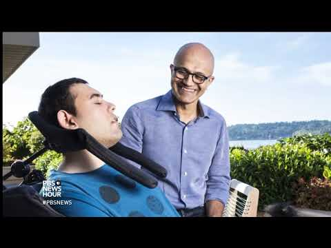 How Microsoft's CEO has 'hit refresh' in business and in life