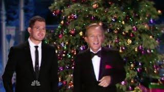 Michael Bublé Bing Crosby White Christmas