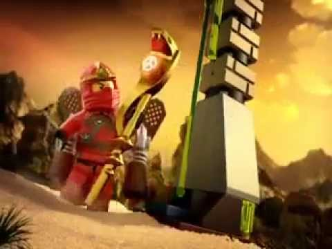 Ninjago 2012 Commercials (Credit to MorelegaCZ)