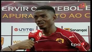 Resultado Final Angola 4 Mauritânia 1