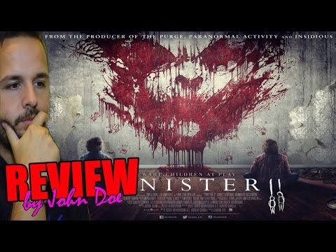 Sinister 2 - CRÍTICA - REVIEW - HD - Horror - Ciaran Foy - Scott Derrickson