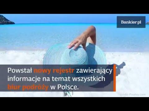 Powstał Nowy Rejestr Biur Podróży | Bankier.pl