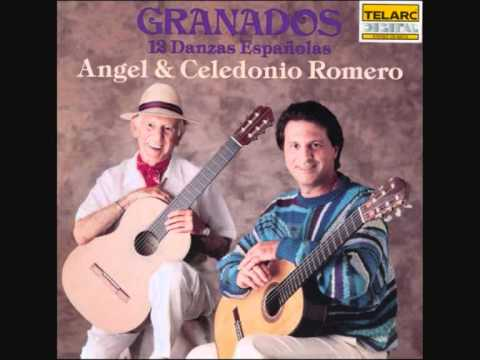 Angel and Celedonio Romero Enrique Granados Spanish dance no 2