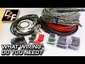 Installing a Car Audio System? What wiring DO YOU NEED?