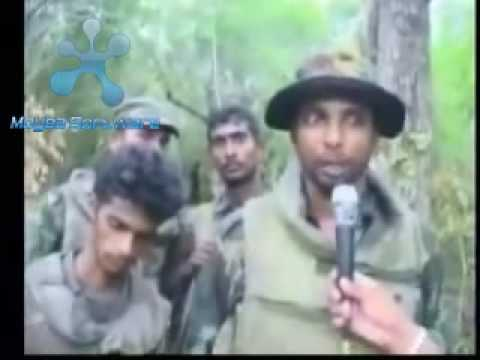 Sri Lankan Army  Support To Ltte Girls video