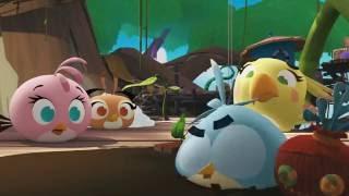 Злые птички Angry Birds Стелла 1 сезон 5 серия Побег все серии подряд