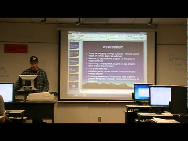 GWC Education 103 Lesson Plan Presentations - Ryan Moses