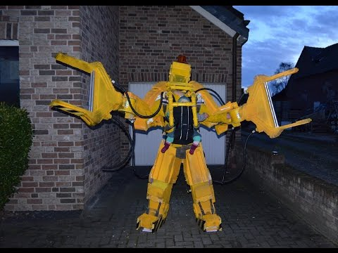 Aliens P5000 Powerloader Baby costume
