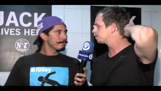 Randy y Paco Ayala
