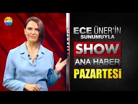 Ece Üner ile Show Ana Haber Pazartesi'den itibaren Show TV'de!
