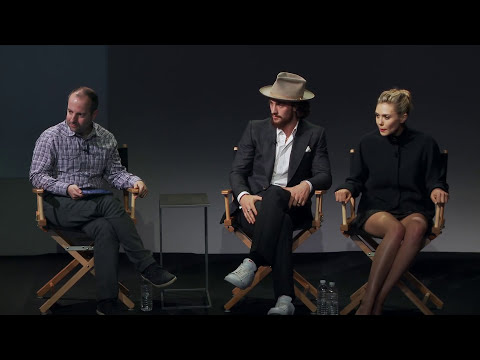 Elizabeth Olsen & Aaron Taylor-Johnson - Avengers: Age of Ultron Interview