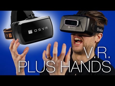 Youtube vs. Twitch, Samsung to buy AMD? + Leap Motion in OSVR