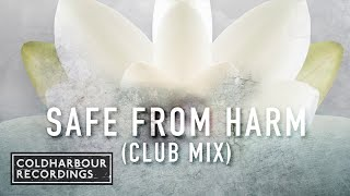 Markus Schulz amp Emma Hewitt - Safe From Harm Club Mix Taken From In Bloom E.P.