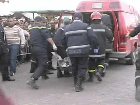 0 Suicide bomber suspected in deadly Marrakesh blast
