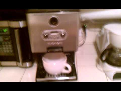 Cuisinart coffee maker repair fix - YouTube