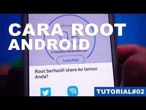Cara Root Smartphone Android dengan Mudah - Tutorial Video