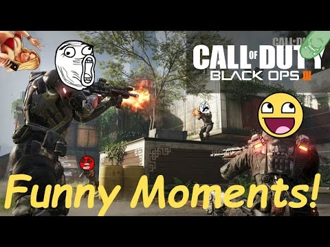 Black Ops 3 Eclipse DLC Funny Moments! 420, OP Players, Double Kills, and Camping Works!