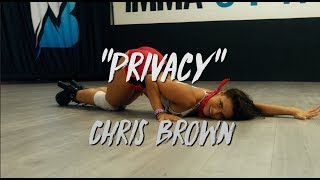 "download lagu Chris Brown - ""privacy""  Nicole Kirkland Choreography Immaspace gratis"
