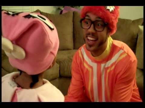 DJ Lance Rock and Foofa...Again! - YouTube