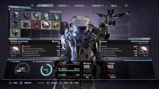 The Surge_armor and armor set bonus'