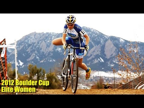 2012 Boulder Cup Cyclocross Elite Women