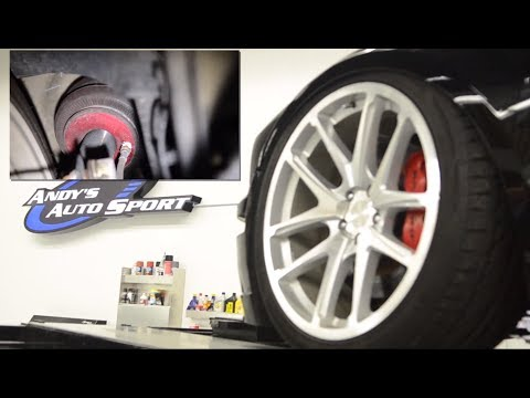 Air Lift Performance and Load Support - Presented by Andy's Auto Sport