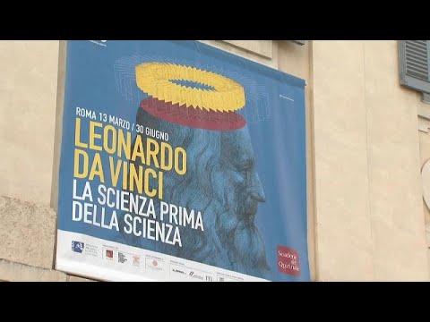 """""""Другой"""" Леонардо да Винчи в Риме"""