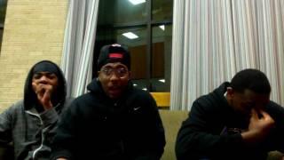 2 Girls 1 Cup Black Guys Reaction