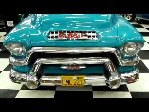 1956 GMC Truck for sale Music Videos