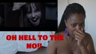 The Conjuring 2 Official Trailer #1 (2016) | Reaction