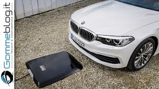 BMW 7 Series iPerformance ... NEW 2019 Wireless Charging (STOP Cable !)