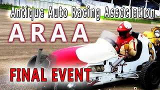 AARA - Antique Auto Racing Association FINAL Event!