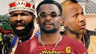 A Thousand War Season 8 - Sylvester Madu|Zubby Micheal 2019 Latest Nigerian Nollywood Movie