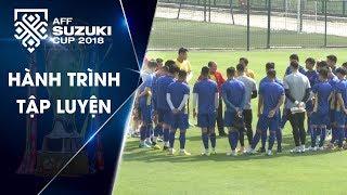 Đội tuyển Việt Nam chuẩn bị cho vòng bán kết | VFF Channel