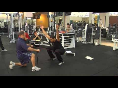 Reactive Neuromuscular Training, RNT for the deep squat from Charlie Weingroff Image 1